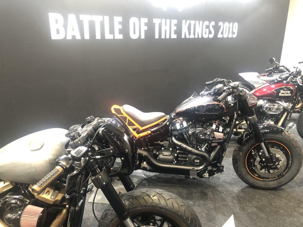 Harley-Davidson at the Tokyo Motorcycle Show